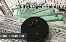 etagen stockwerke saugroboter deebot ozmo 950