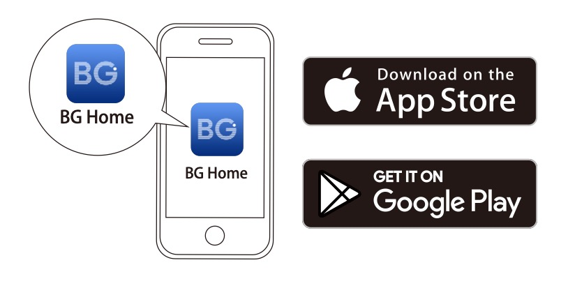 """BG Home""-App"