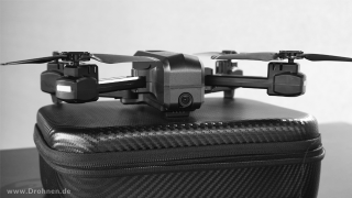 Vergleich Quadrokopter GPS Drohne Maginon QC-90 Aldi Süd