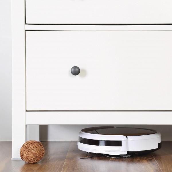 ZACO V5s Pro unter Möbeln