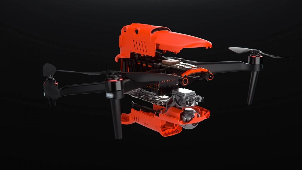 Autel EVO II-Drohne