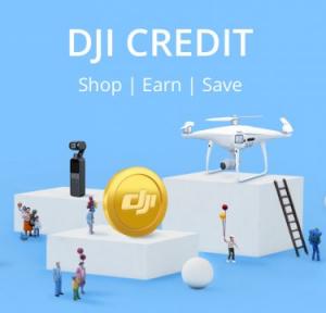 DJI Credits gewinnen