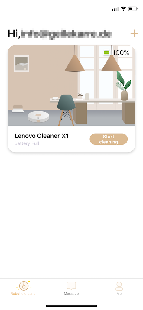 Lenovo Cleaner X1-App