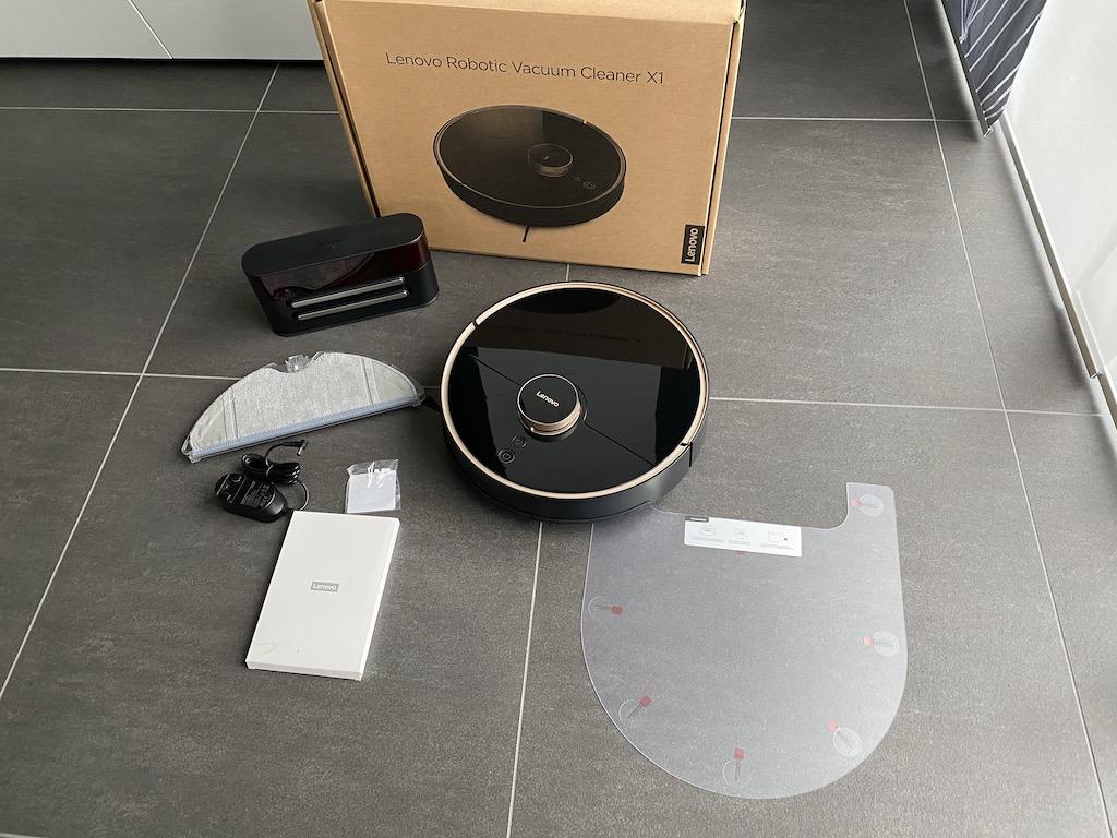 Lenovo X1 Lieferumfang