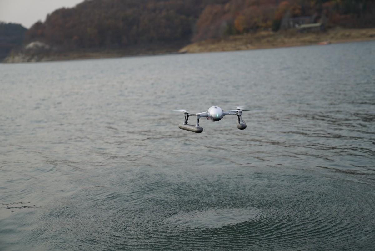 PowerVision PowerEgg X: wasserfeste Drohne