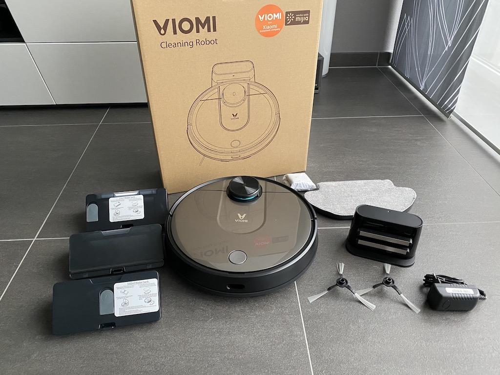Viomi V2 Pro Lieferumfang