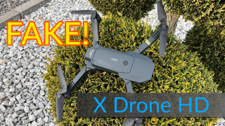 X-Drone HD - Fake Drohne / Scam / Betrug