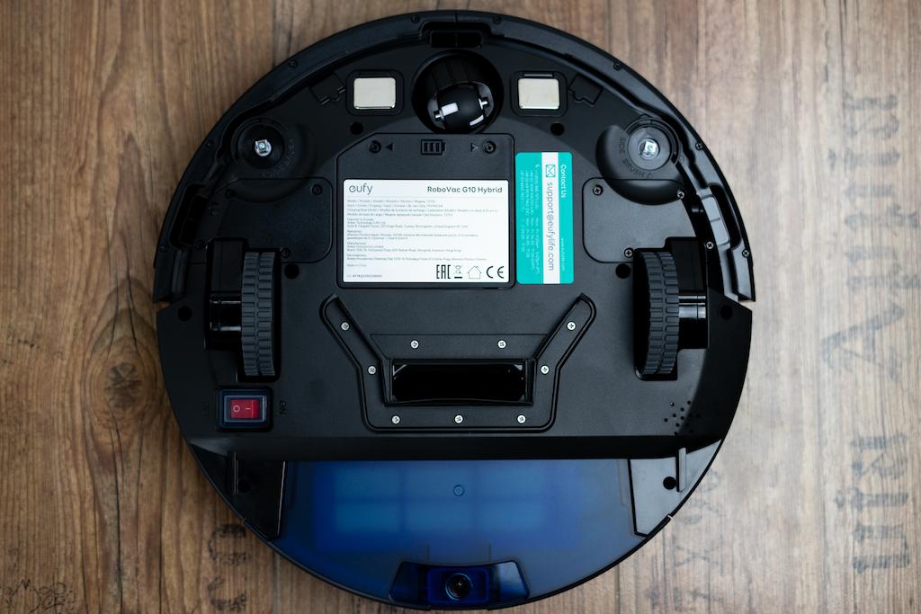 Eufy RoboVac G10 Hybrid Direkteinsaugung