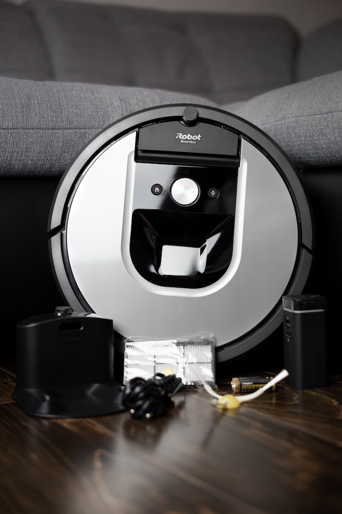 iRobot Roomba 960-Saugroboter im Test