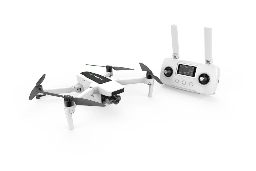 Die Hubsan Zino 2 GPS drone