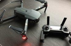 Ferngesteuerte Drohnen