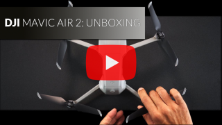 DJI Mavic Air 2 Unboxing