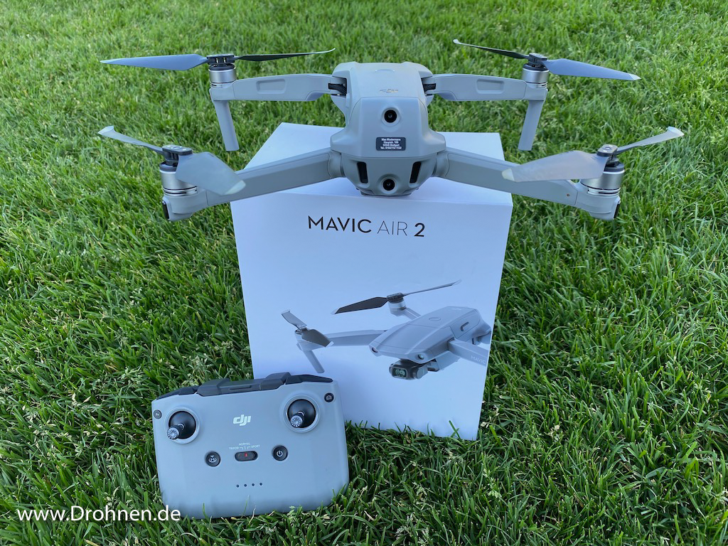 DJI Mavic Air 2 Kameradrohne
