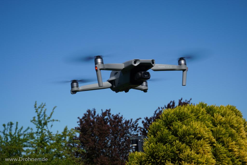 DJI Mavic Air 2 im Test