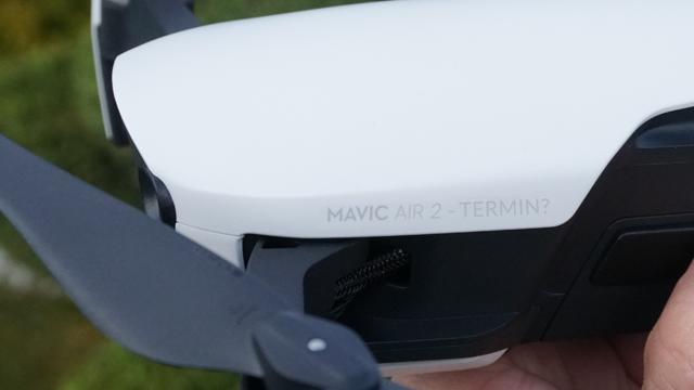 DJI Mavic Air 2 - Termin