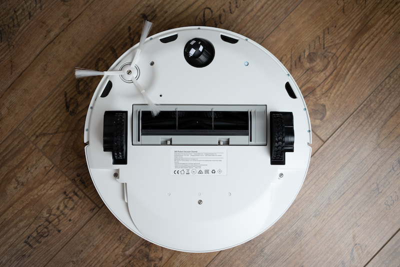 360 S6 Pro Unterseite