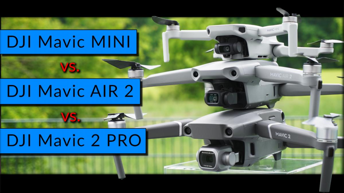 Best Drone Comparison Dji Mavic Air 2 Vs Mini Vs Mavic 2 Pro Dji Forum