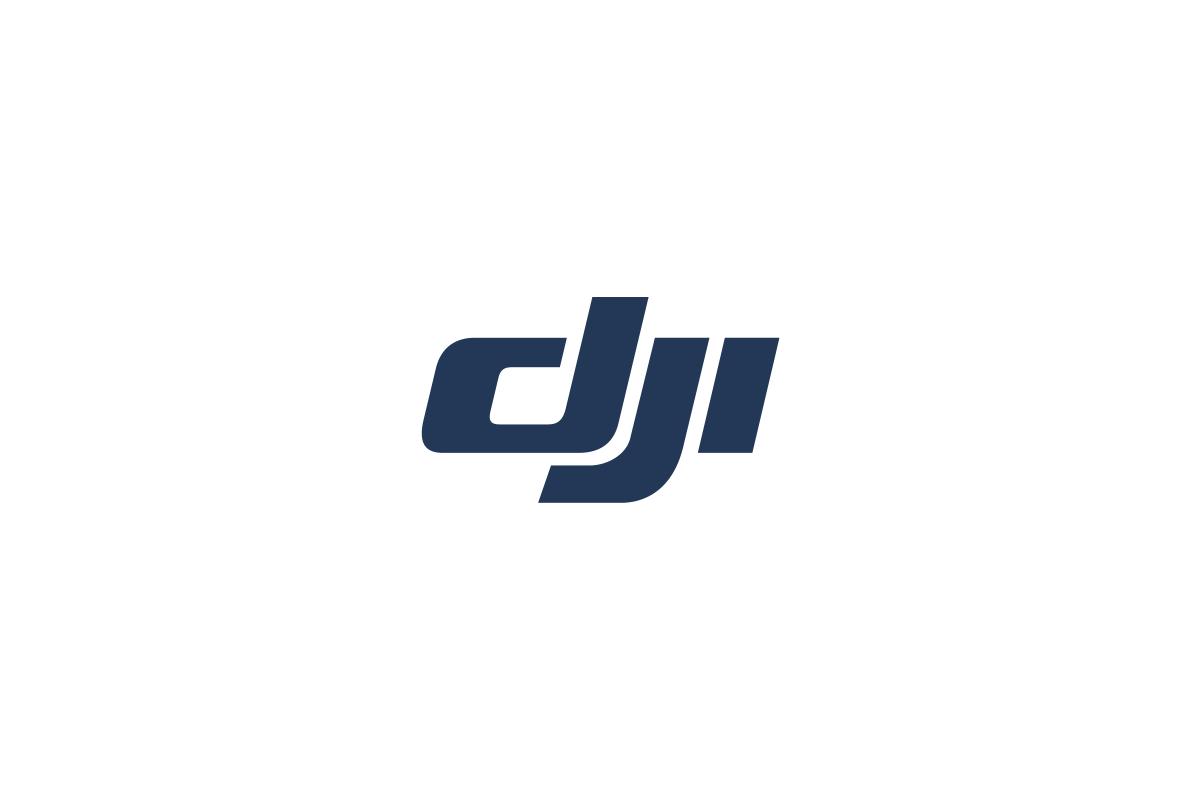 DJI Drohnen Logo