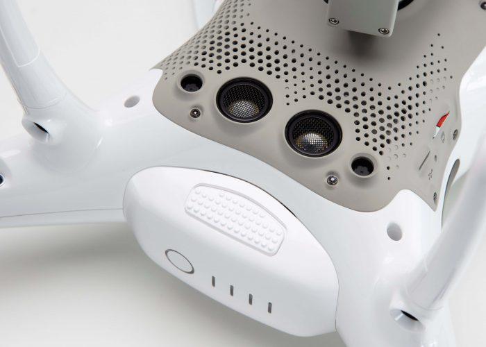 DJI Phantom 4 Pro V2.0 Vision Positioning System