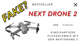 Next Drone 2 - Die Drohne im Test