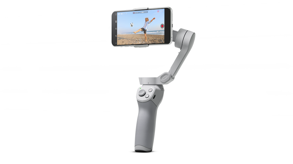 DJI OM4 Smartphone-Halterung