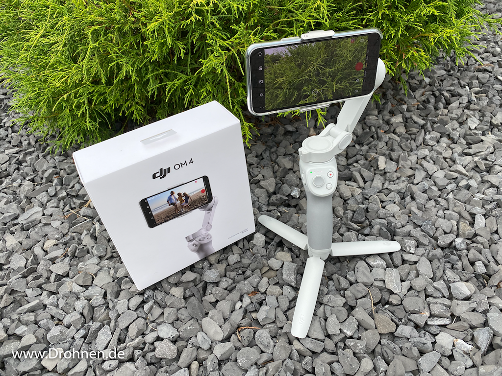DJI Osmo Mobile 4 (OM4) im Test