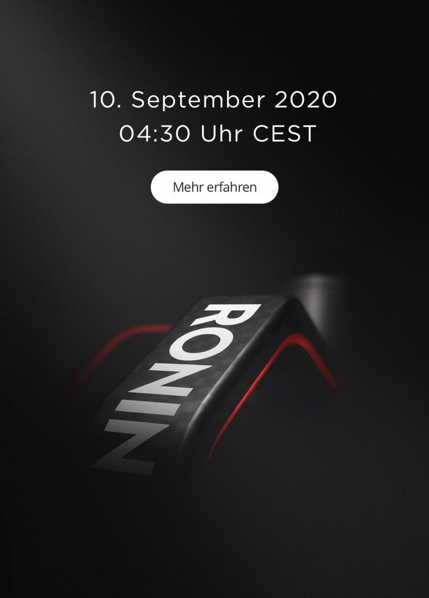 DJI Ronin am 10. September 2020