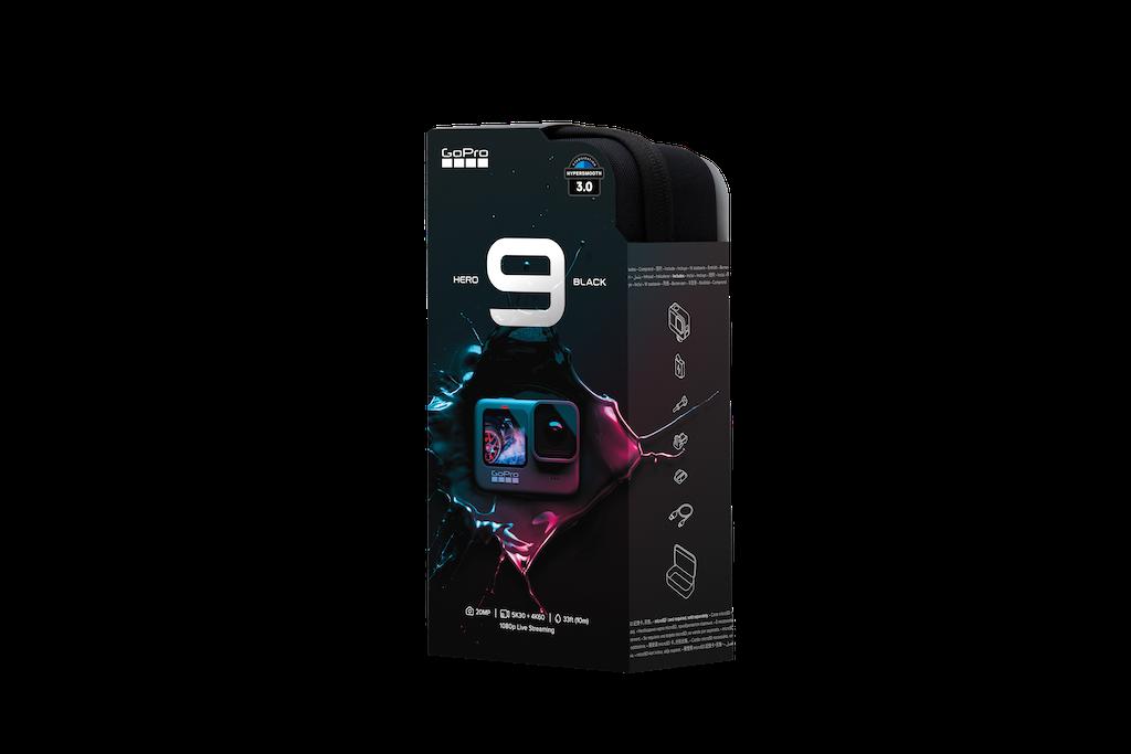 GoPro HERO 9 Black Verpackung