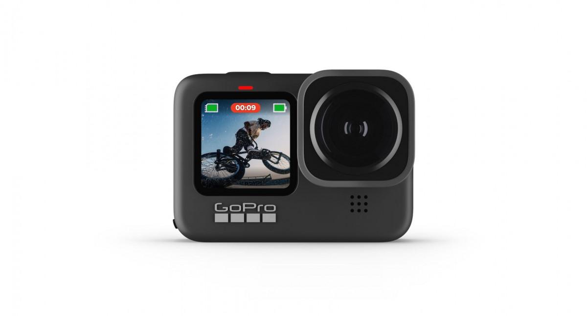 Max Lens Mod für GoPro HERO 9 Black
