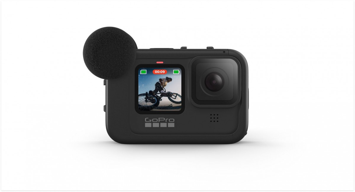 Media Mod für GoPro HERO 9 Black