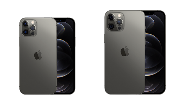 Apple iPhone 12 Pro vs. Apple iPhone 12 Pro Max