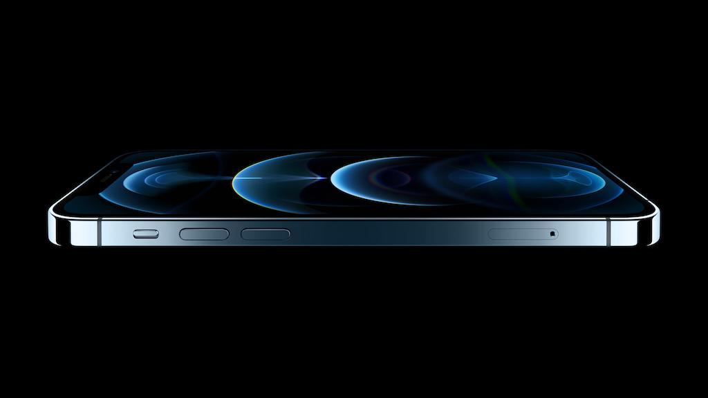 Apple iPhone 12 Pro Edelstahlrand