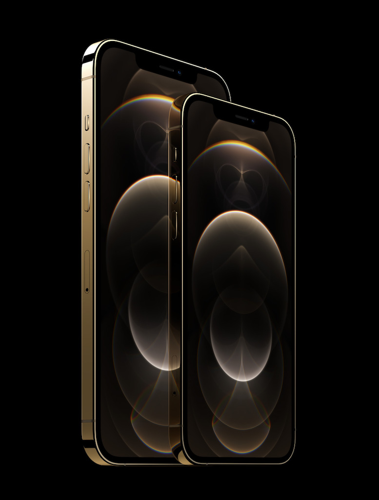 Apple iPhone 12 Pro in Gold