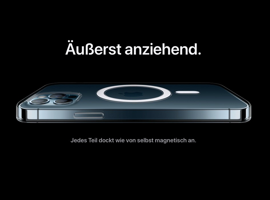 Apple iPhone 12 Pro MagSafe