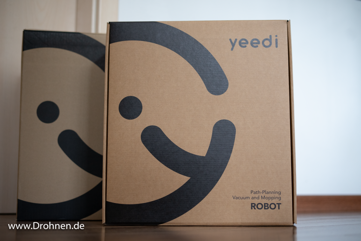 Yeedi K650 Packaging