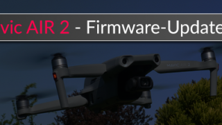 DJI Mavic Air 2 - Firmware-Update