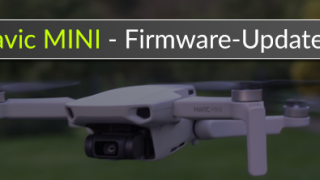 DJI Mavic Mini - Firmware-Update