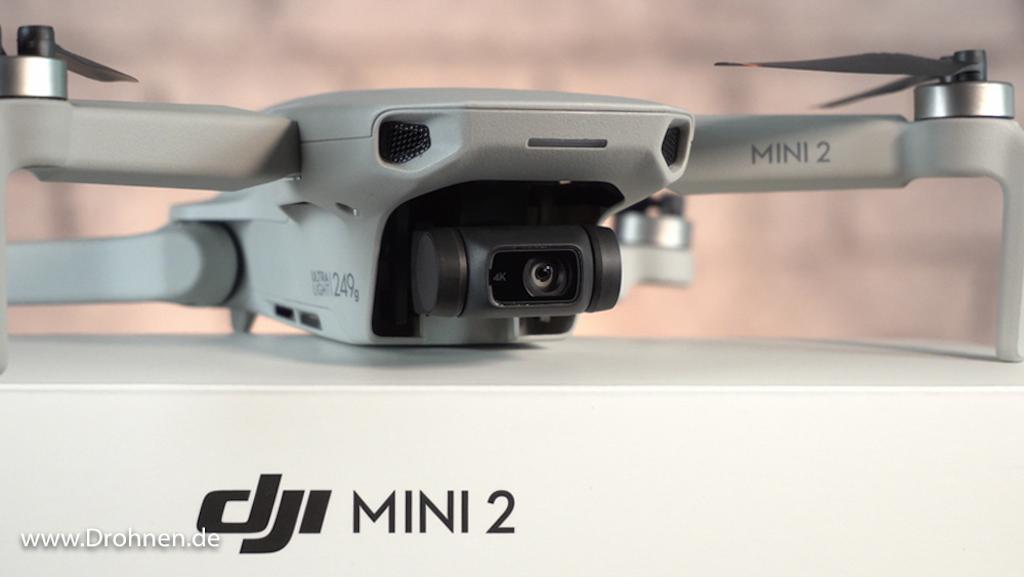 DJI Mini 2 4K-Kamera