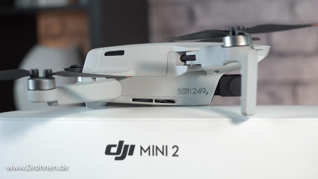 DJI Mini 2 Ultra Light Drone