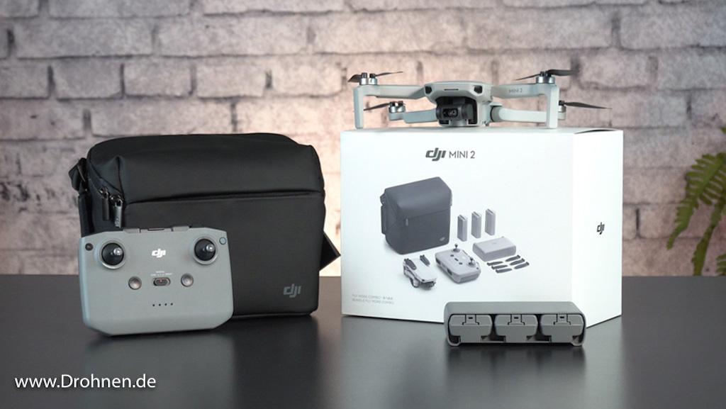 DJI Mini 2: Kameradrohne im Test