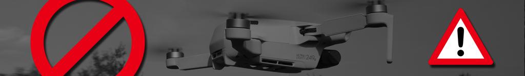EU Drohnenverordnung DJI MINI 2 Vorgaben verbote