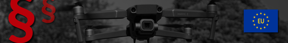 EU Drohnenverordnung DJI Mavic 2 Pro Zoom Gesetze