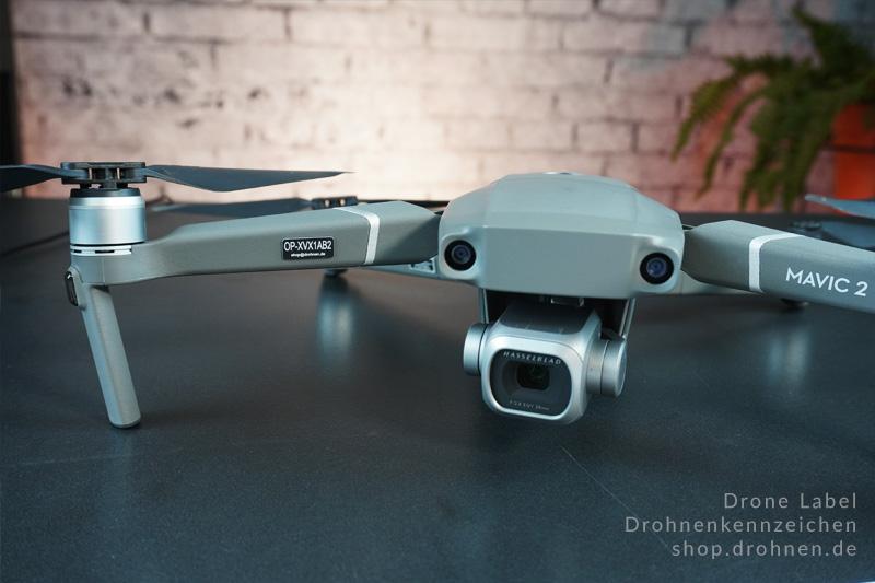 EU Drohnenkennzeichen Registrierung