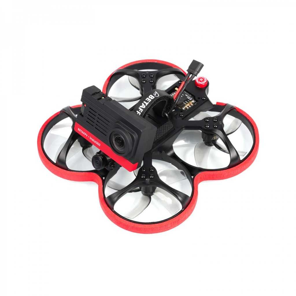 Beta95X V3 Cinewhoop FPC Racing Drohne mit 4K Kamera