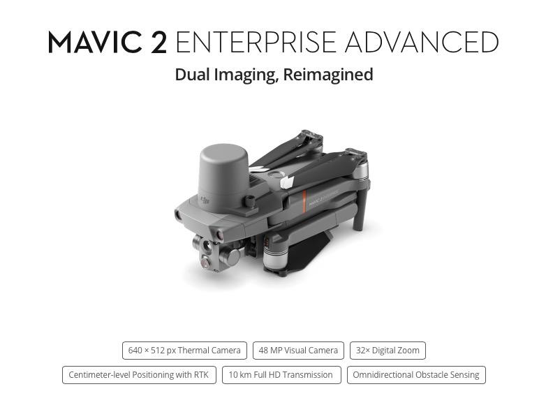 DJI Mavic 2 Enterprise Advanced kaufen