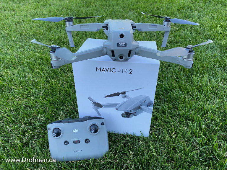 DJI Mavic Air 2 Single-Variante