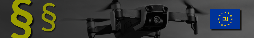 EU Drohnenverordnung DJI Mavic Air Gesetze