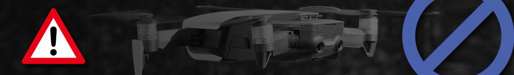 DJI Mavic Air - Vorschriften EU Genehmigungen Führerschein