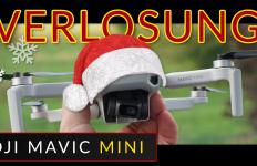 DJI Mavic Mini - verlosung gewinnspiel