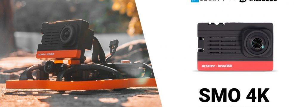 SMO 4K FPV Racing Kamera